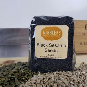 Sesame Seeds Black ~500g