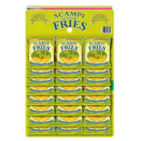 Scampi Fries ~ 24x27g
