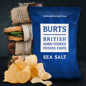 Burts Crisps Small Bags~20 x 40g