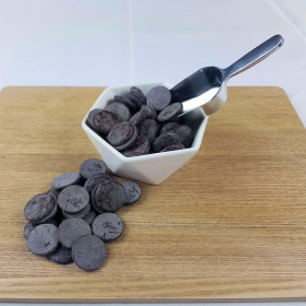 Dark Chocolate Buttons~4Kg