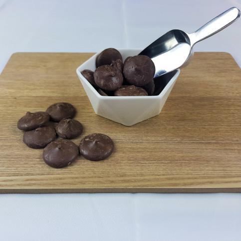 KITCHEN CHOCOLATE - Milk Chocolate Drops~3Kg