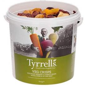 Tyrrells Mixed Vegetable Crisps ~1x600g