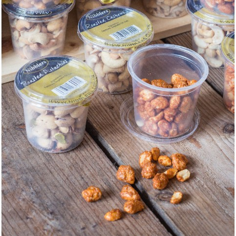 INDIVIDUAL PORTIONS - Potted Nuts & Sweets ~ Box 24