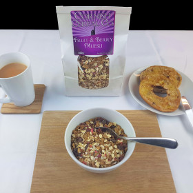 Fruit & Berry Muesli ~ 800g