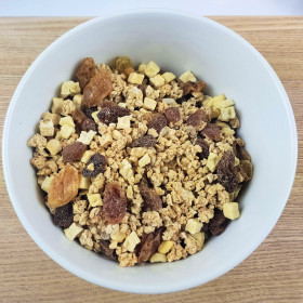 Apple & Cinnamon Granola ~ 800g
