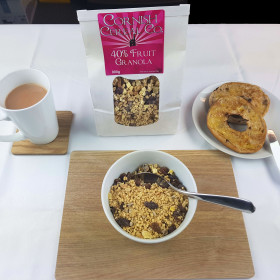 40% Fruit Granola ~ 800g