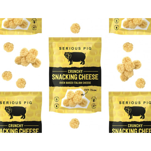 INDIVIDUAL PORTIONS - Serious Pig Snacking Cheese~24 x 25g