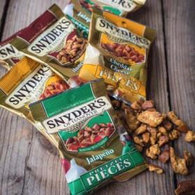 Snyders American Pretzel Pieces~30 x 56g