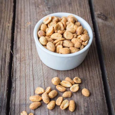 BULK NUTS & SNACKS - Dry Roasted Peanuts~3 x 1Kg