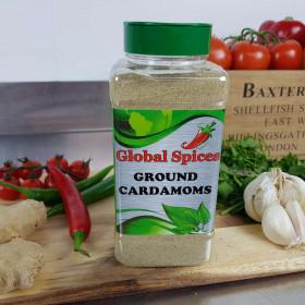 Cardamom Ground ~500g Jar