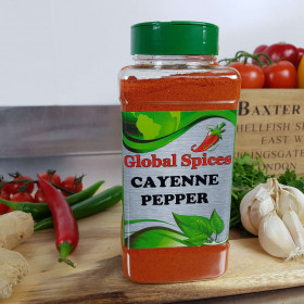 Cayenne Pepper ~550g Jar