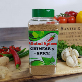 Chinese Five Spice ~400g Jar