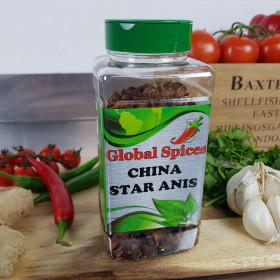 China Star Anis ~200g Jar