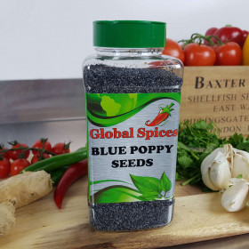 Poppy Seeds Blue ~600g Jar